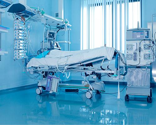 Fortalecimiento de hospitales y nuevos espacios de atención